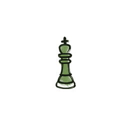 Sealed Graffiti | Chess King (Battle Green)