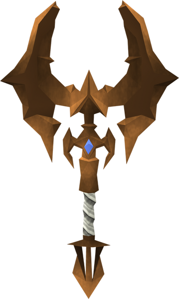 Corrupt Dragon Battleaxe (RS3) - Digizani