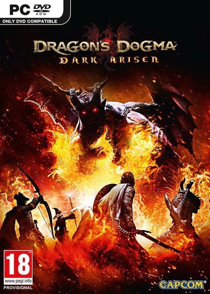 Dragon's Dogma: Dark Arisen (PC) - Digizani
