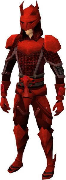 Dragon Chain Armour Set (I) (RS3) - Digizani