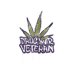 Sealed Graffiti | Drug War Veteran