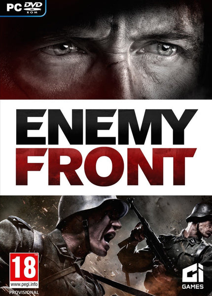 Enemy Front (Limited Edition) - Digizani