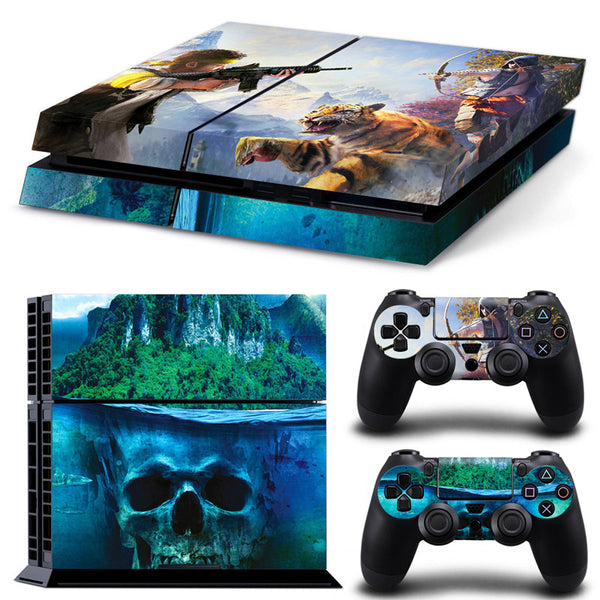 Far Cry 4 - PS4 Skin