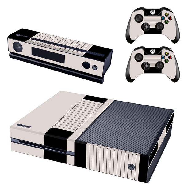 White Stripe  - Xbox One Skin