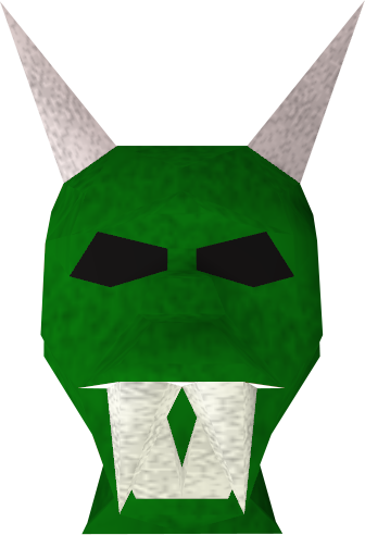 Green Hween Mask (RS3)