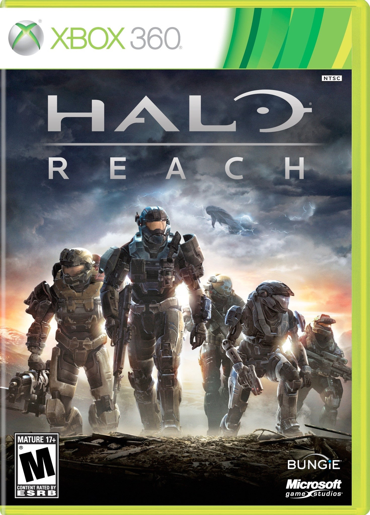 Halo REACH Forge kaarten in Matchmaking