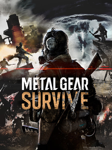 Metal Gear Survive - PC