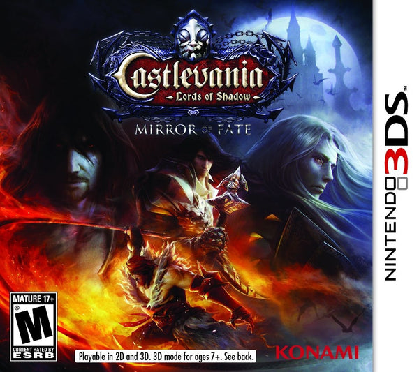 Castlevania Lords of Shadow Mirror Of Fate - Digizani