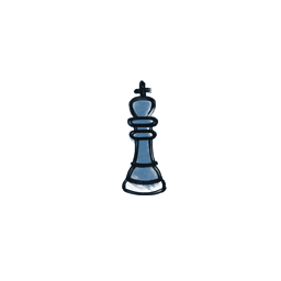 Sealed Graffiti | Chess King (Monarch Blue)