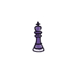Sealed Graffiti | Chess King (Monster Purple)