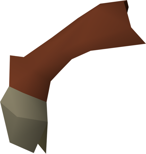 Ruined Dragon Armour Shard (RS3)