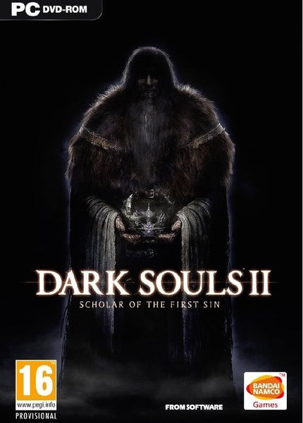 Dark Souls 2: Scholar of the First Sin - Digizani