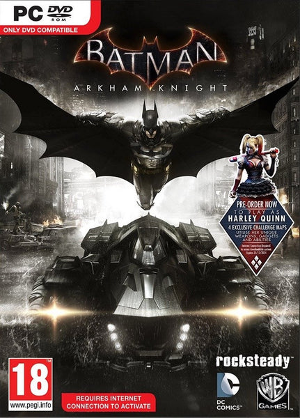Batman: Arkham Knight - Digizani