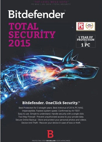 Bitdefender Internet Security 2015 - Digizani