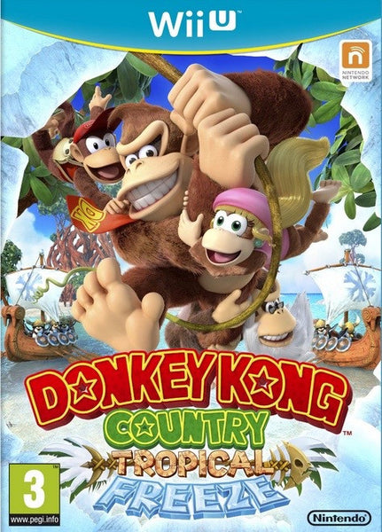 Donkey Kong Country: Tropical Freeze - Digizani