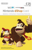£25 Nintendo eShop Card Code (UK)