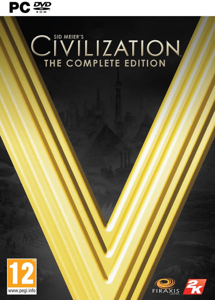 Civilization 5 (Complete Edition) - Digizani