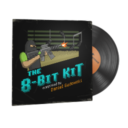 StatTrak™ Music Kit | Daniel Sadowski, The 8-Bit Kit