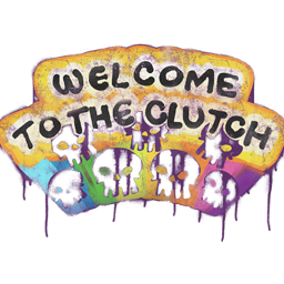 Sealed Graffiti | Welcome to the Clutch