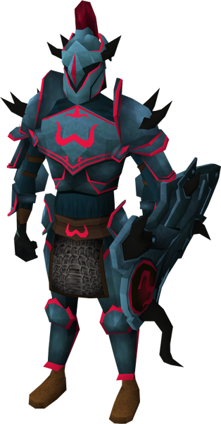 Zamorak Armour Set (I) (RS3)