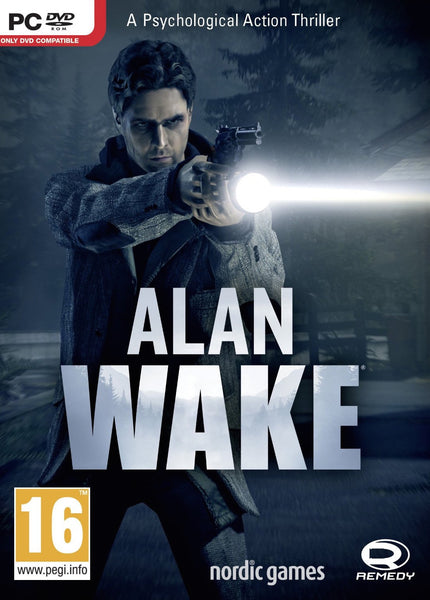 Alan Wake - Digizani