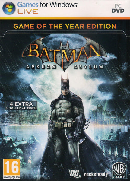 Batman (Game of the Year Edition) - Digizani