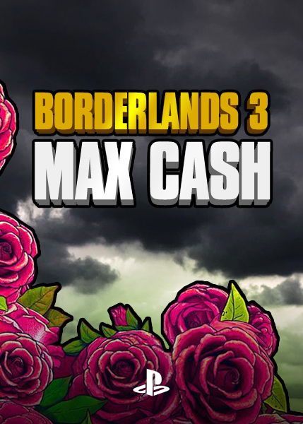 Borderlands 3 - Max Cash (PS4)