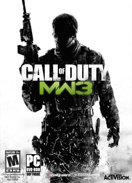 Call of Duty: Modern Warfare 3 - Digizani