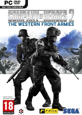 Company Heroes 2 - Western Front Armies - Digizani