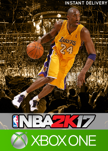 NBA 2K17 MT Coins [Xbox One]