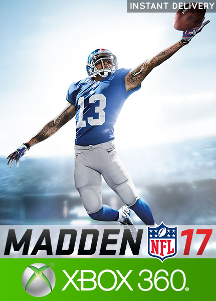 Madden 17 Ultimate Team Coins (Xbox 360)