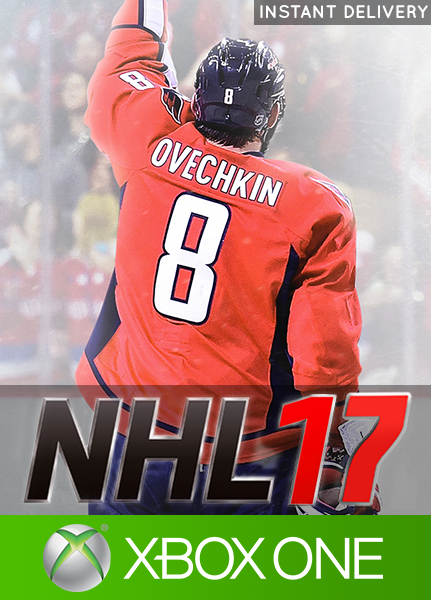 NHL 17 UT Coins [Xbox One]