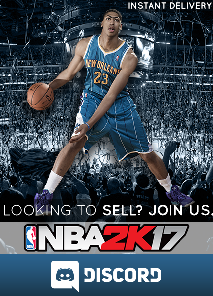 Sell Your NBA 2K17 MT Coins
