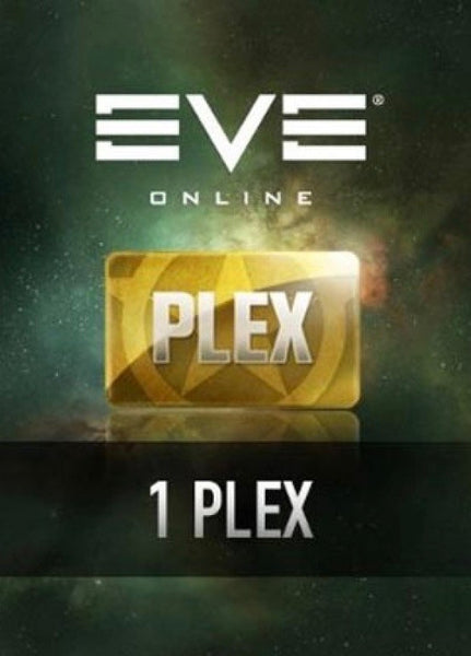 EVE Online 1 Plex Card - Digizani
