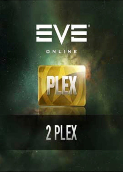 EVE Online 2 Plex Card - Digizani