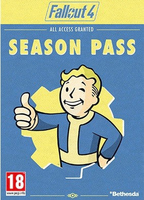 Fallout 4 - Season Pass (DLC) - Digizani
