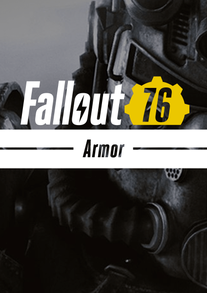 Fallout 76: PS4 Armor