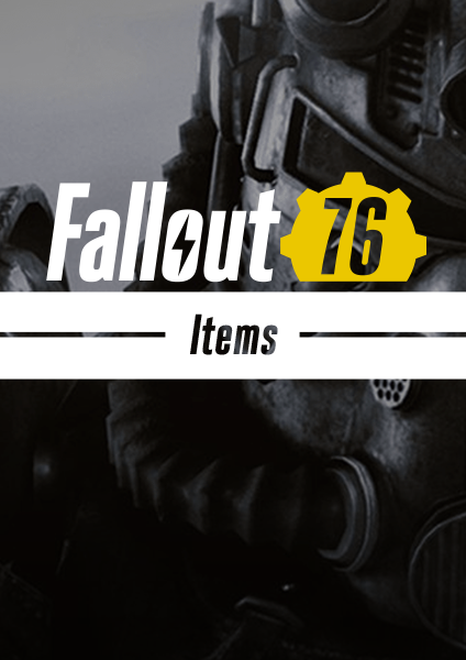 Fallout 76 items
