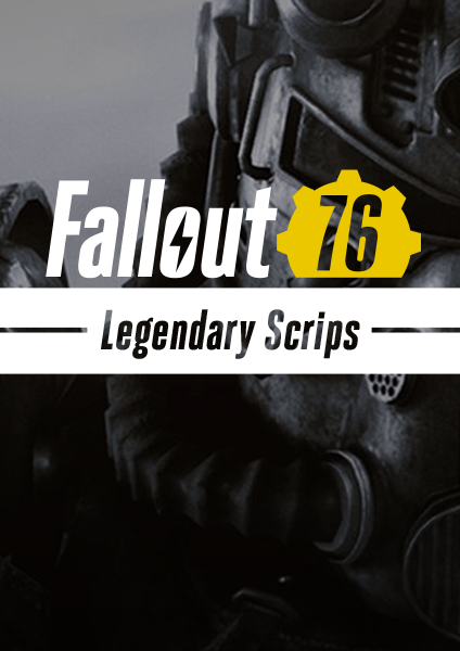 Fallout 76: PC Legendary Scrips