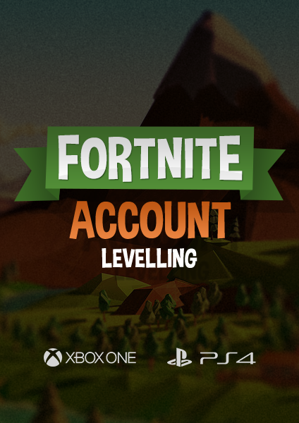 Fortnite Account Levelling