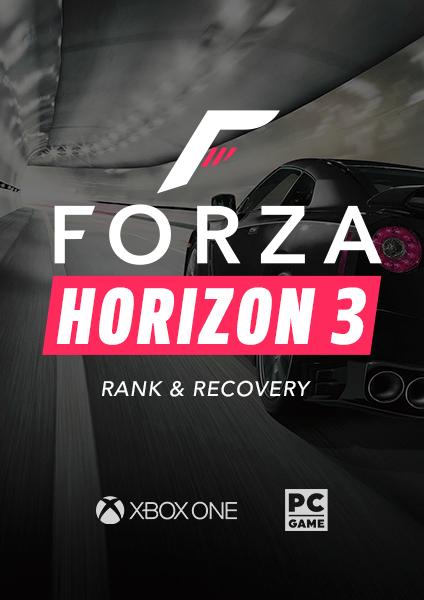 Forza Horizon 3 credits for Xbox One