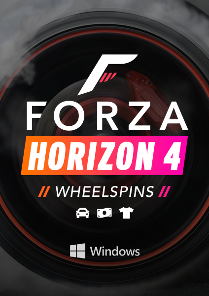 Forza Horizon 4 Wheelspins Recovery - PC
