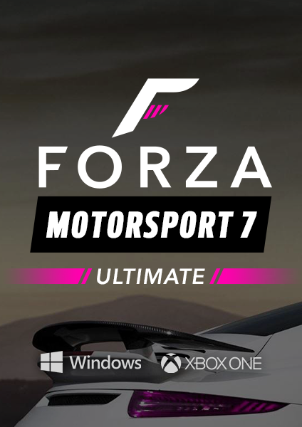Ultimate Forza 7 Package - Xbox One/PC