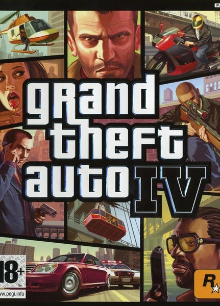 Grand Theft Auto IV GTA