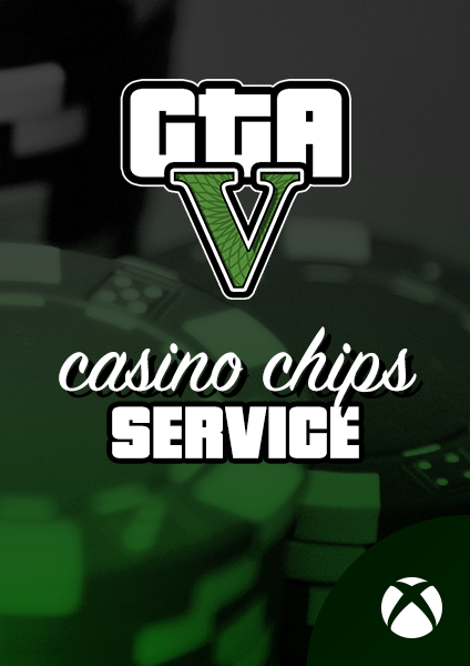 GTA casino chips for Xbox One and Xbox Series X