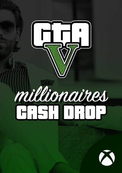 GTA Xbox cash drop