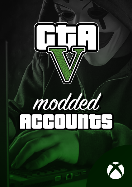 Xbox GTA modded account