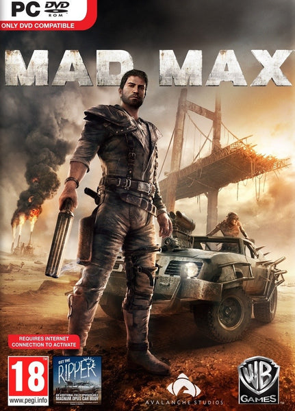 Mad Max (Including Mad Max The Ripper DLC)