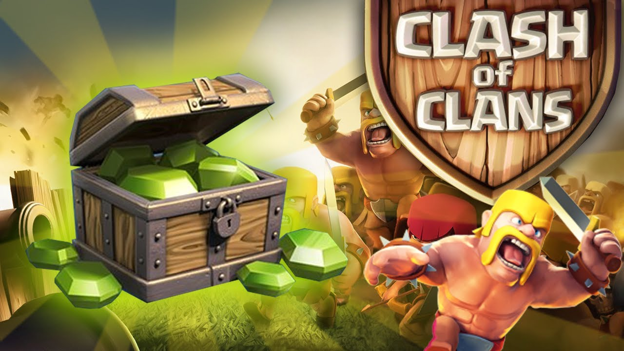Image result for clash of clans gems