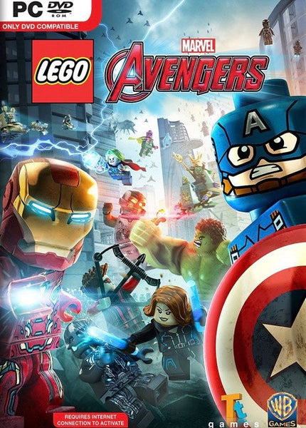 LEGO: Marvel's Avengers (PC)